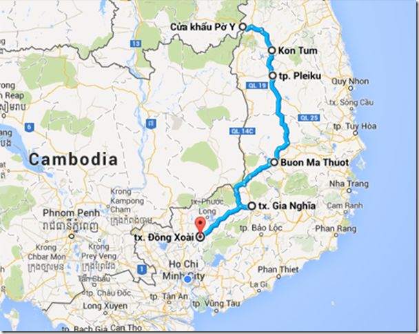 Day 226 The Highlands Of Vietnam Unbelike